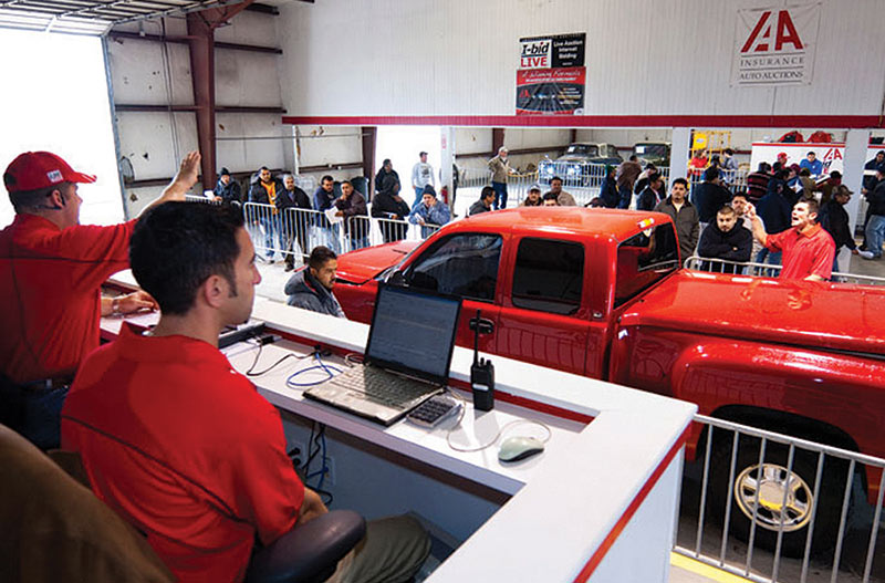 Getting to Know Insurance Auto Auctions