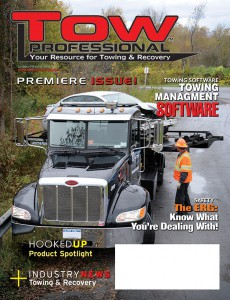 Tow Professional - Vol.1 - Issue 1