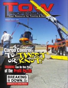 Tow Professional - Vol. 2 - Issue 3