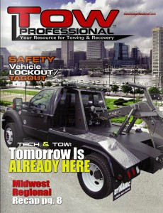 Tow Professional - Vol. 2 - Issue 8
