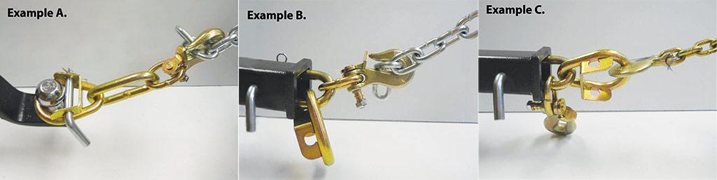 Balldog Multiple Use Hitch Attachment Device