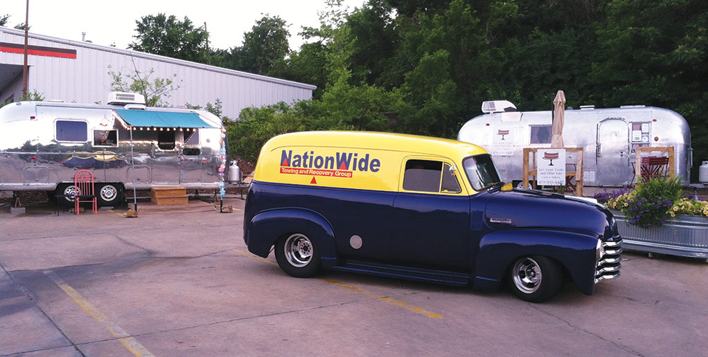 NationWide Towing & Recovery Group