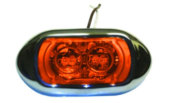 TM50S Series  Multi-Setting Marker/Flasher Combination Light