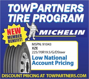 Tow Partners Tire Program