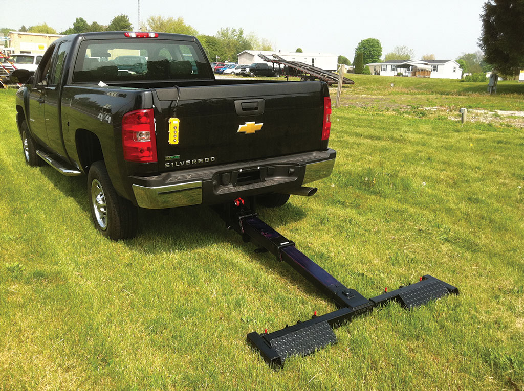 Lift and Tow – Z-Series