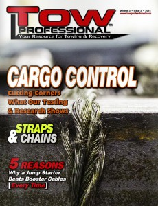 Tow Professional - Vol. 3 - Issue 3