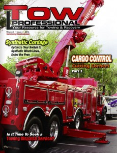 Tow Professional Vol. 3 - Issue 4