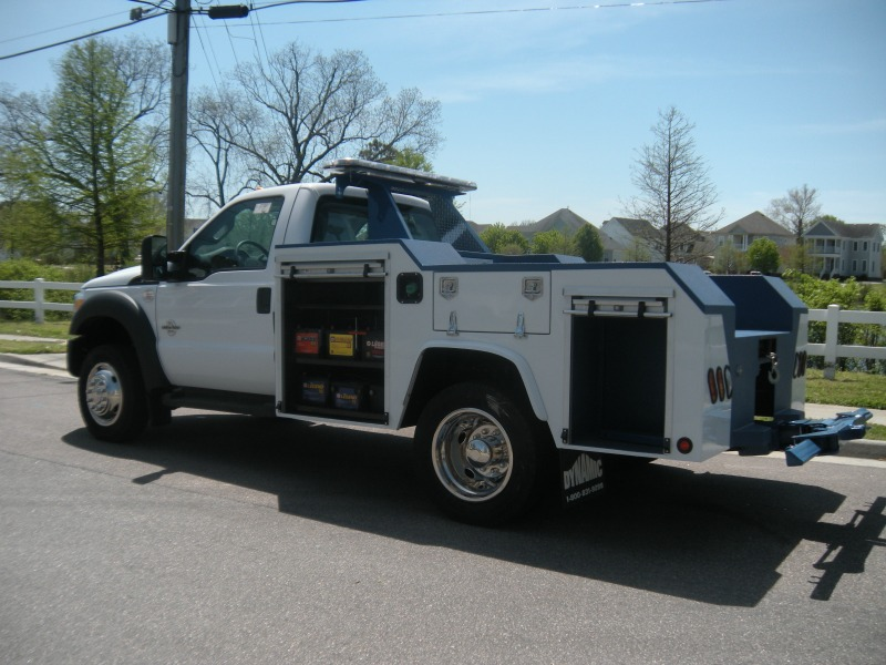 Research, Development, and Growth  Dynamic Towing Equipment & Manufacturing