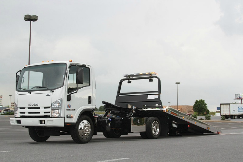 Isuzu N-Series Trucks