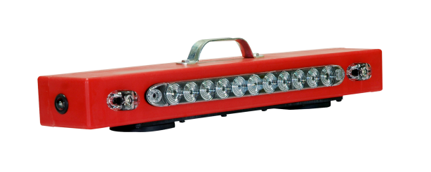 Larson Electronics' 23 inch wireless tow light (HDTL-WLED-M)