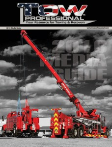 2016 Tow Professional Media Guide