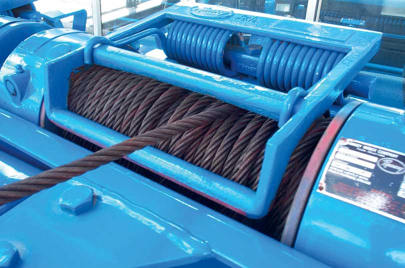 Winch Lines- The Heart of the Pull