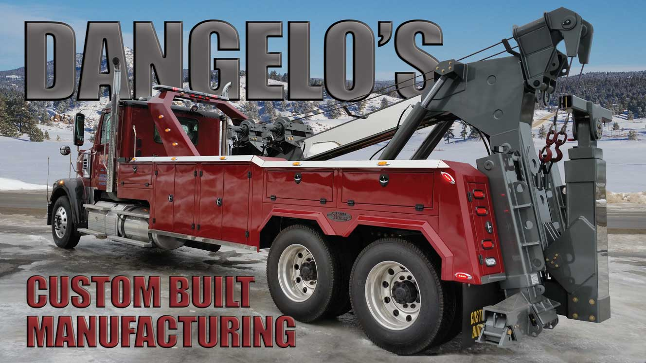 Dangelo's Custom Built manufacturing LLC