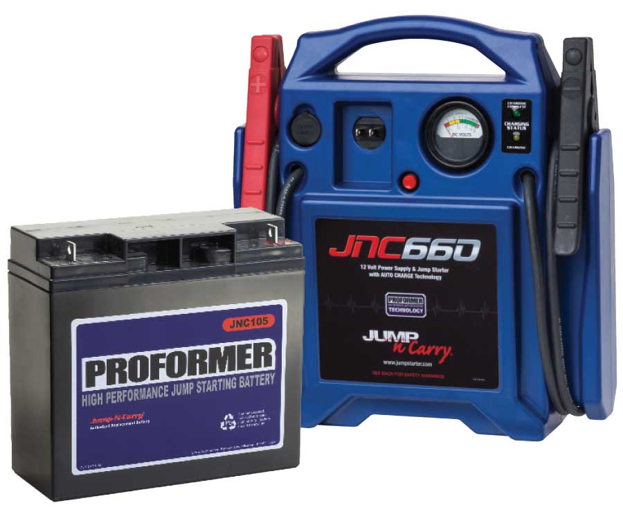 The Heart of the Jump Starter