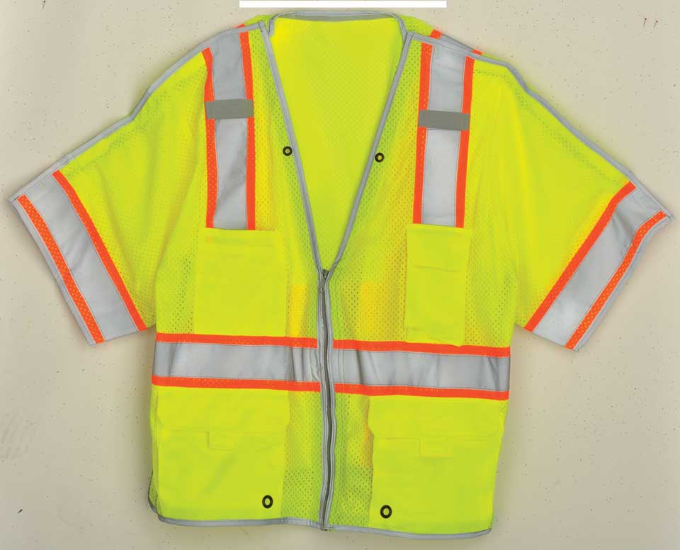 High-Visibility Clothing: Protection from Traffic, Harsh Weather and More