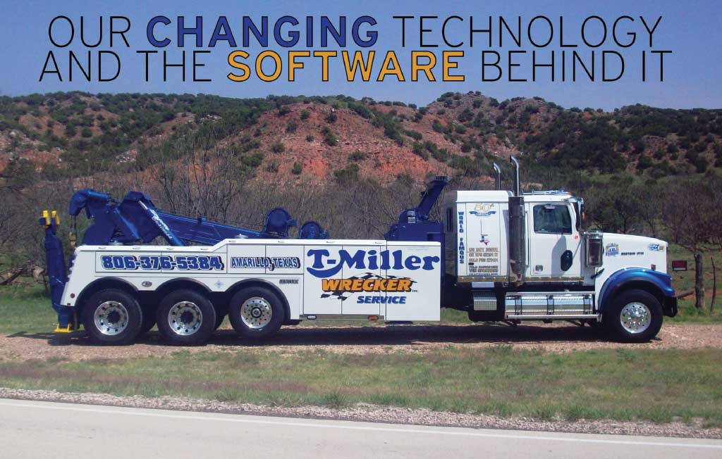Towing Industry Software and Creative Destruction