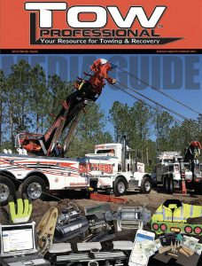 2018 Tow Professional Media Guide